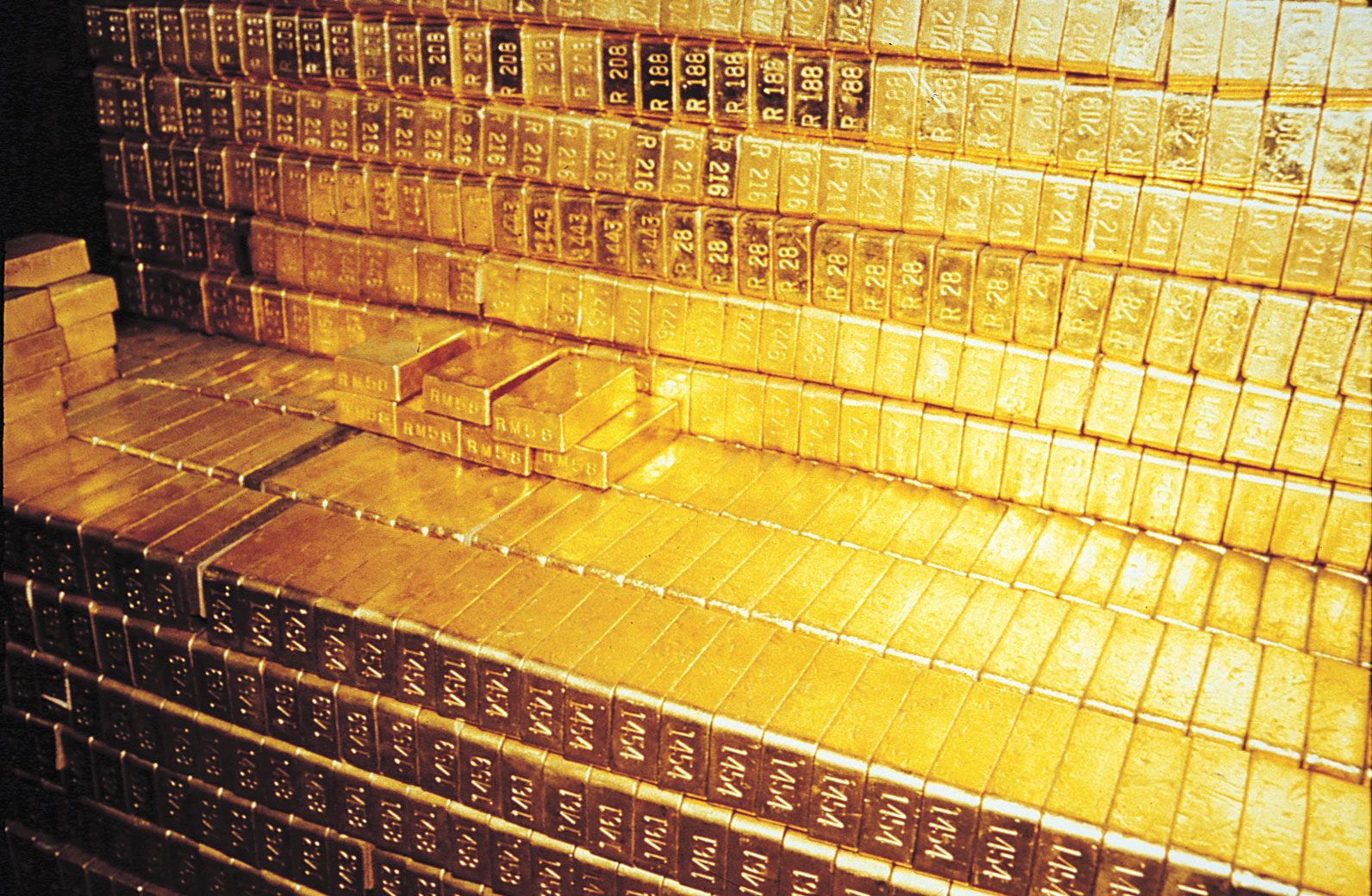 Countries With The Largest Gold Reserves In The World The Trent - 10 countries with the largest gold reserves
