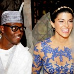 The Couple - Abba & Mariana atiku abubakar's son