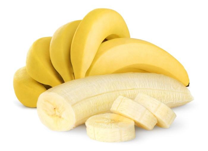 banana foods