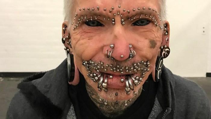 extreme art piercings