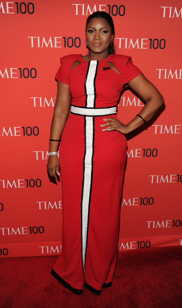 Omotola Jalade-Ekeinde  (Photo Credit: Getty Images)