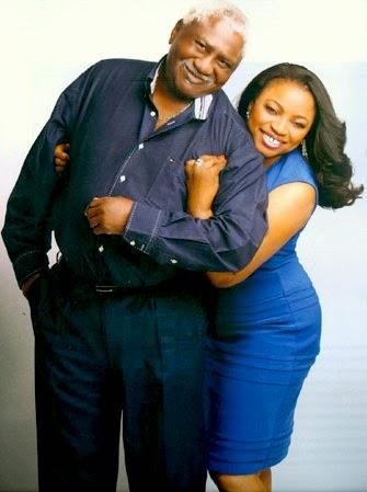 Folorunsho and Husband