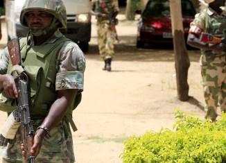 Boko Haram Borno Sambisa Forest