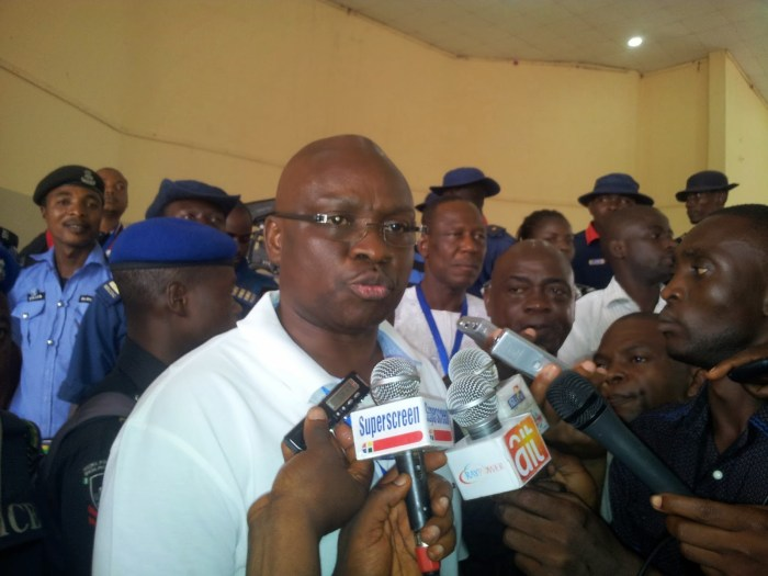 Image result for Fayose's Account