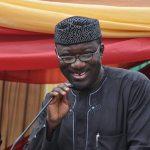 Former Governor Kayode Fayemi of Ekiti State