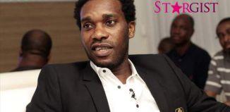 Former Super Eagle Jay-Jay Okocha