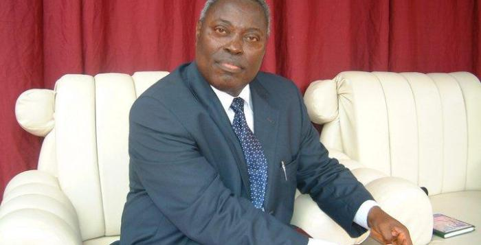 General Overseer of Deeper Christian Life-Pastor F. W. Kumuyi