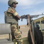 maiduguri troops army soldiers shooting