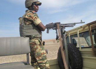 maiduguri troops army soldiers shooting boko haram