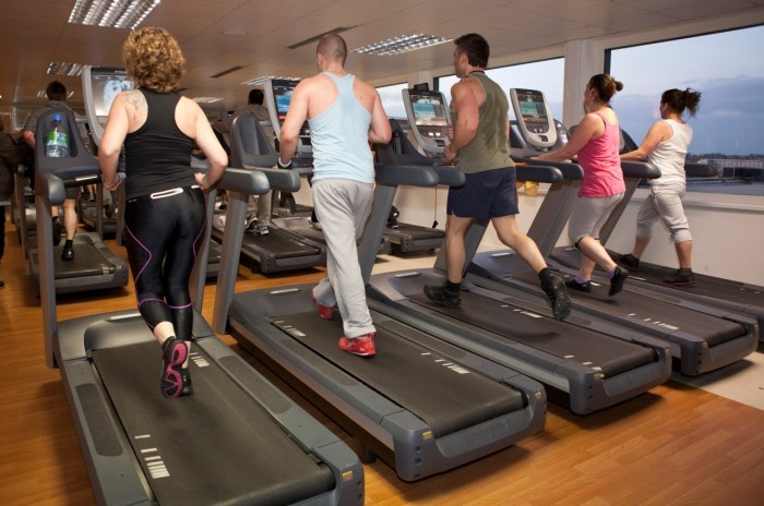 Fitness: Can You Lose Belly Fat By Running On A Treadmill?