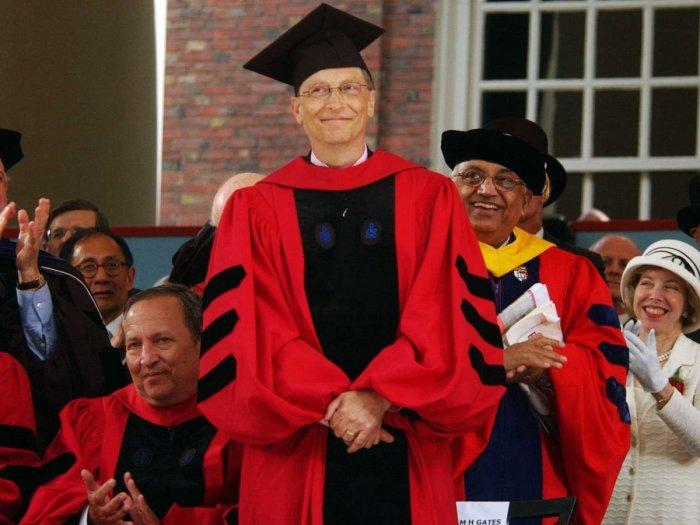 bill graduates - The Trent