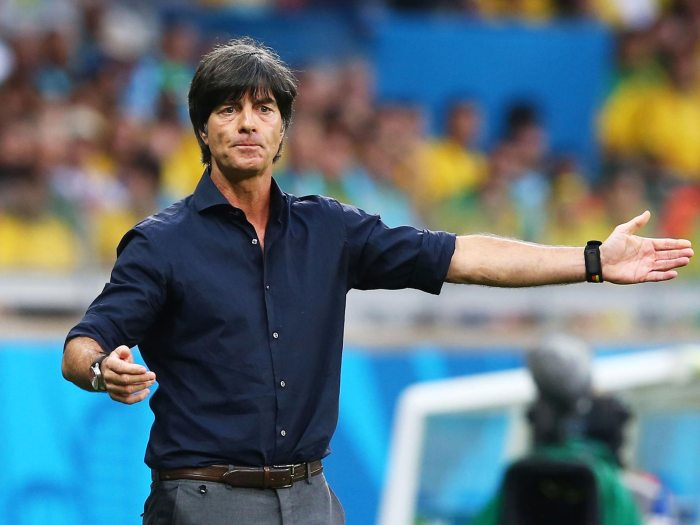 German coach Joachim Low