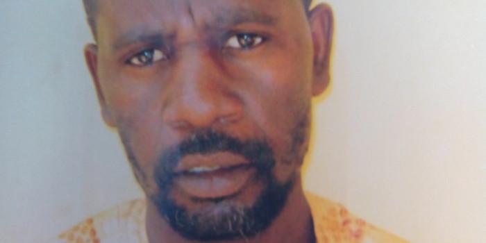 The suspect, Mohammed Zakari