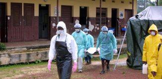 Ebola, FG, Ban
