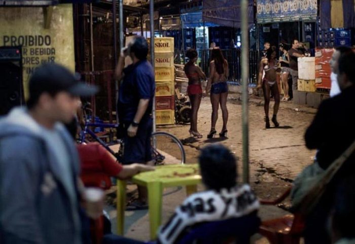 Prostitutes in Brazil learn English in preparation for the 2014 World Cup. Source: NY Daily News