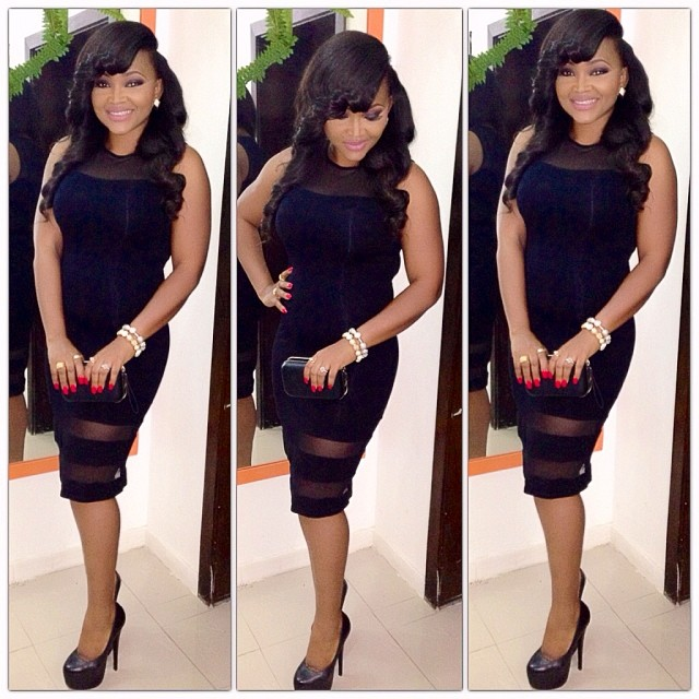 Mercy Aigbe (Photo Credits: MVP)