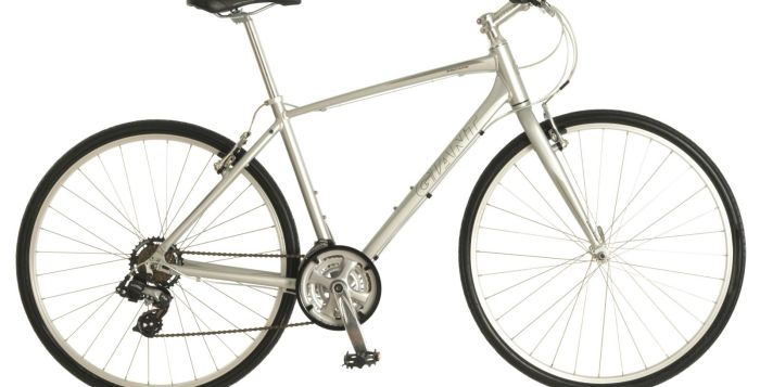 Student's bike