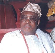 Olusegun Osoba, former governor of Ogun state [Photo credit; newsdiaryonline]