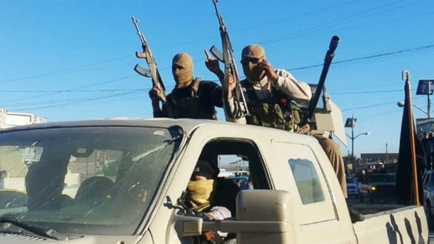 Iraq ISIS (Photo Credits: ABC News)