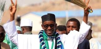 Nuhu Ribadu, Mahmood Halilu, Muhammadu Bindow, Salihu Bawuro
