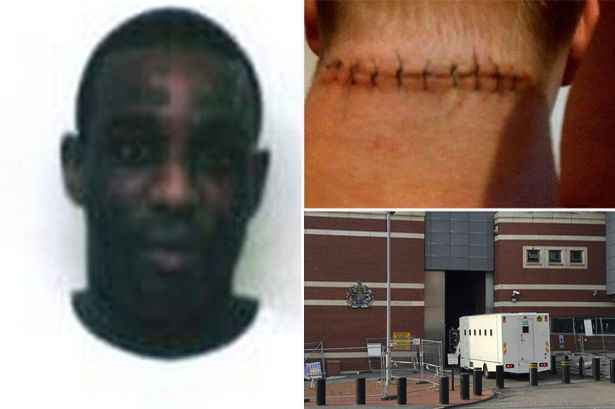 Convicted murderer, Clifton Jeter gets 2 more life sentences for trying to kill prison guards {Photo credit: Mirror UK)