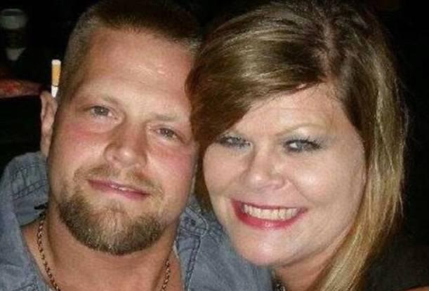 Joseph Oberhansley and his girlfriend and victim, Tammy Jo Blanton