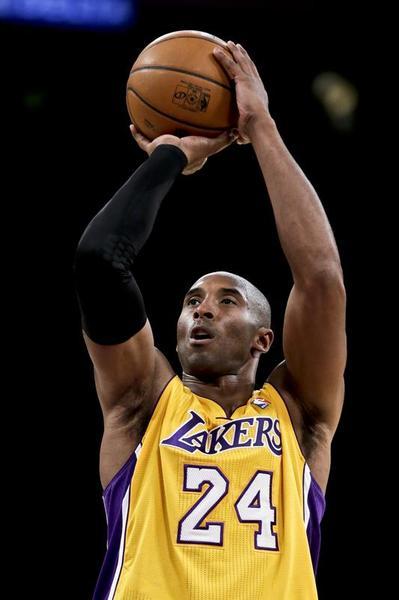 Kobe Bryant [Photo Credit: Chris Carlson]