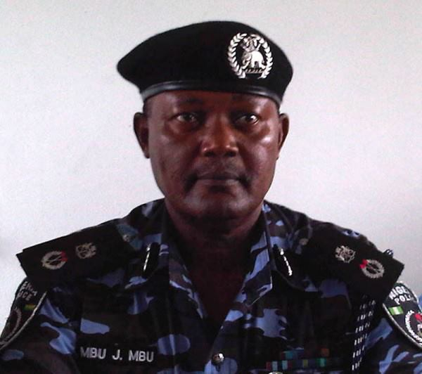 AIG Jospeh Mbu (Photo Credit; Premium Times)