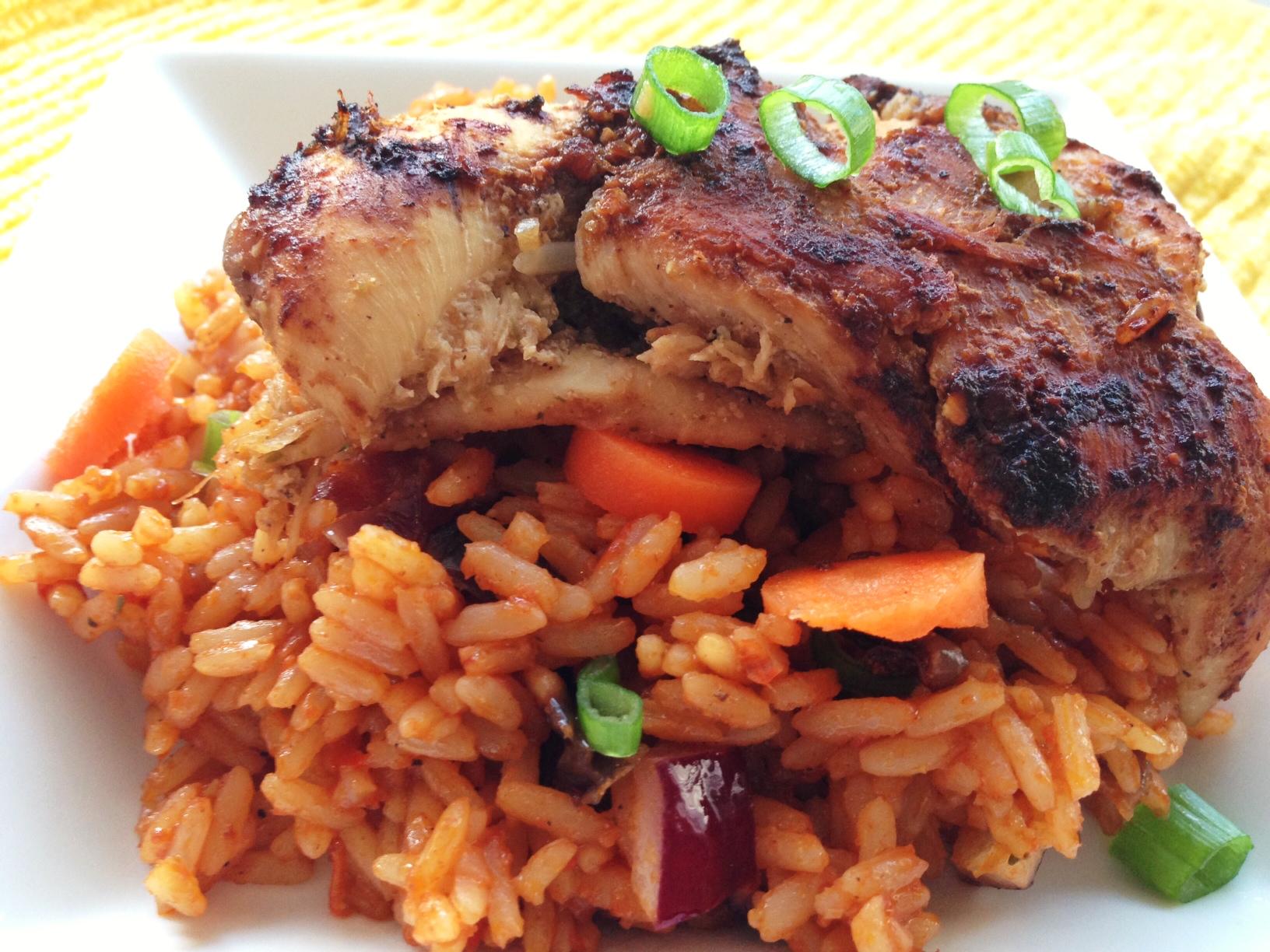 Jellof-Rice-and-chicken