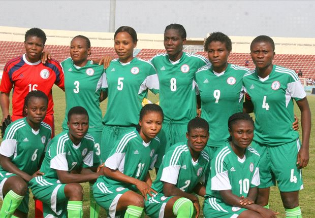 The Falcons at the Windhoek Stadium on Tuesday, October 14, 2014. photo credit: Goal.com