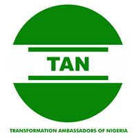 Transformation Ambassadors of Nigeria (TAN) logo