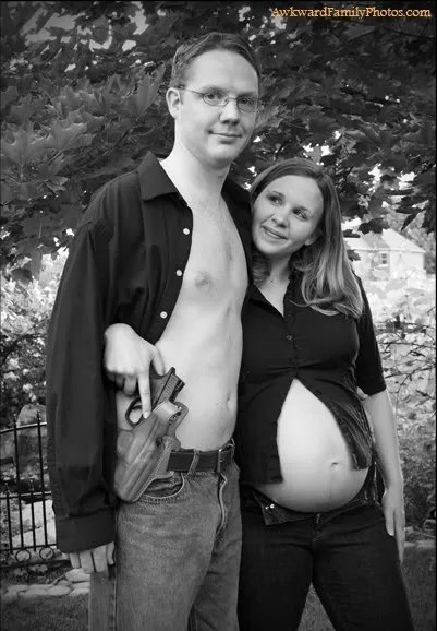 (Photo Credit: Awkward Maternity Photos.)