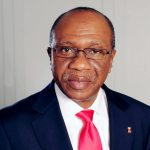 Central Bank Governor Godwin Emefiele CBN Naira