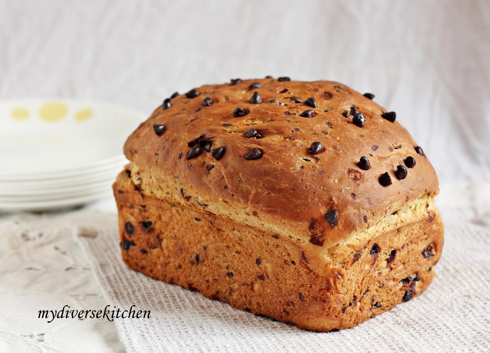 Yeasted-Zucchini-Bread