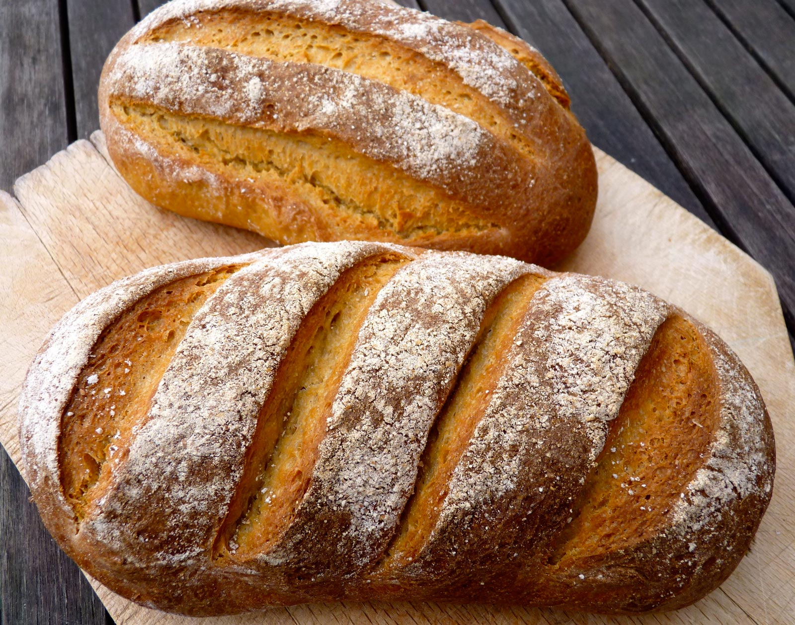 kamut-bread