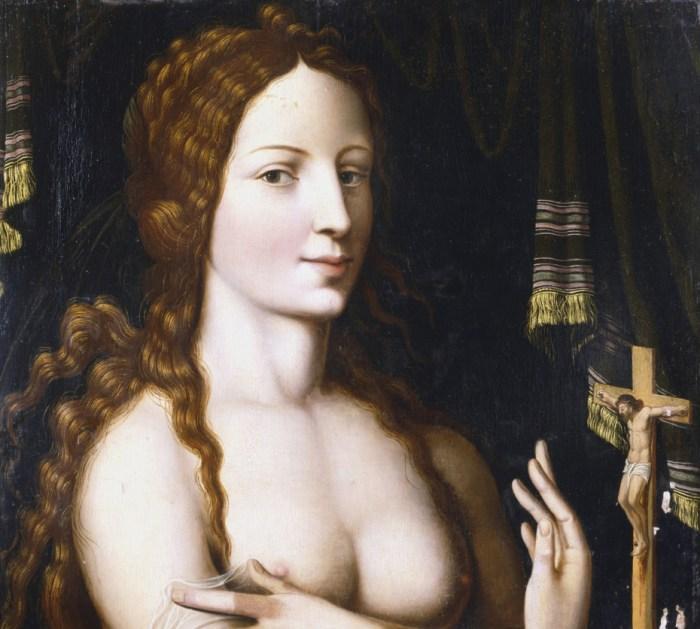 Artistic Depiction Of Mary Magdalene (Photo Credit:Metro UK)