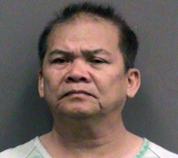 Mand ved navn Phuc Kieu Anklaget af Watching Gay Porn In Car inden lanceringen Sex Attack-8536