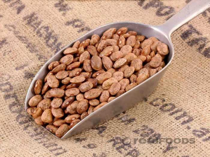 Pinto Beans (Photo Credit: Realfoods.co.uk)