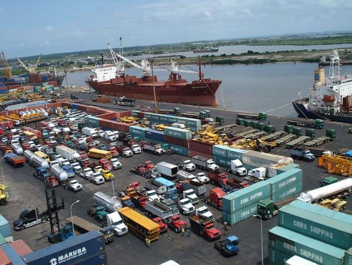 Apapa Sea Port