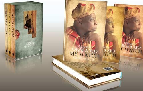 Olusegun Obasanjo's autobipgraphy, My Watch