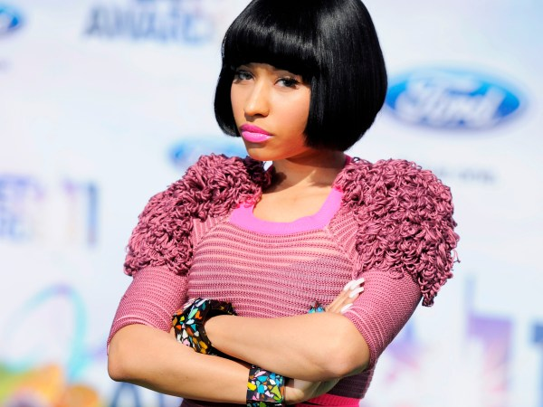 Nicki Minaj Bet Awards