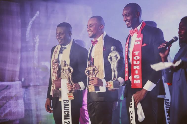 Mr. Toursim Continental 2014 Victor Kwesi