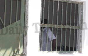 Daniel Enemuo in prison before his execution in Indonesia on Sunday, January 18, 2015 (Photo Credit: Daily Telegraph)