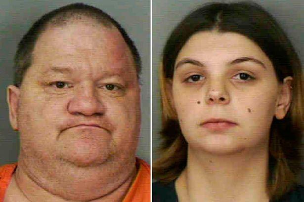 Ruby Stephens, 23, and Roy Stephens, 48