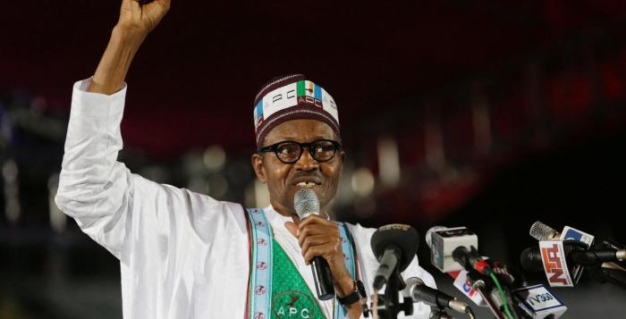 Muhammadu Buhari APC Nigeria