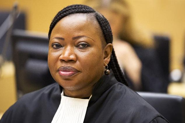 The Prosecutor of the International Criminal Court (ICC), Ms. Fatou Bensouda.