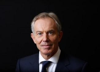 Tony Blair Buhari