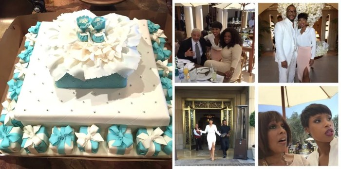Tyler Perry's son christening on Sunday, February 15, 2015 in Beverly Hills (Photo Credit: Instagram)