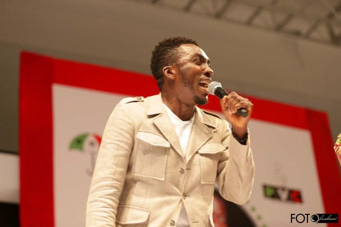 Bovi PVC Event Lagos Goodluck Jonathan PDP