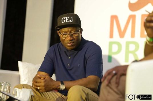 President Goodluck Jonathan Nigeria PDP Niger Delta